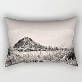 Monkey Island, Southland, New Zealand Rectangular Pillow