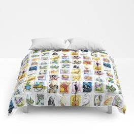 Mexican Lottery Comforters