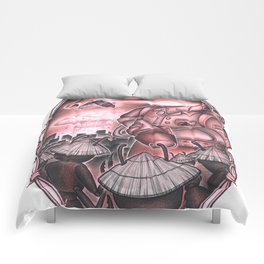 Corporal A. N. Teater Comforters