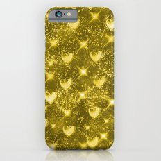 Shiny Gold iPhone 6s Slim Case