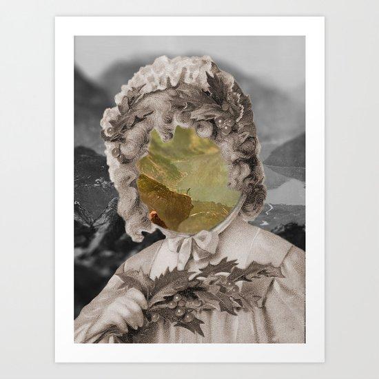 Vivid memory Art Print