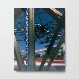 Urban Nights, Urban Lights #4 Metal Print