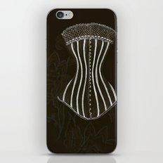 Victorian Corset iPhone & iPod Skin