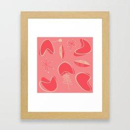 Lava 01 Framed Art Print