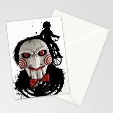 Billy The Puppet: Monster Madness Series Stationery Cards