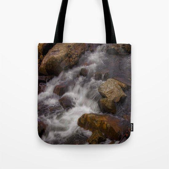 The Babbling Brooke Tote Bag