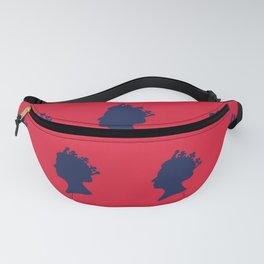 The Queens head Fanny Pack