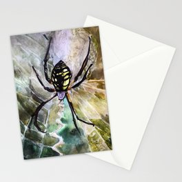 Orbweaver Stationery Cards