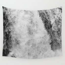 The hidden waterfall Wall Tapestry