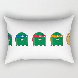 Teenage mutant ninja ghosts Rectangular Pillow