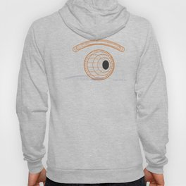 visual structure Hoody