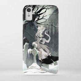 Scarko & Djavul iPhone Case