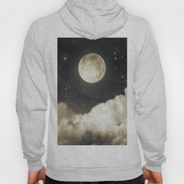 Touch of the moon I Hoody