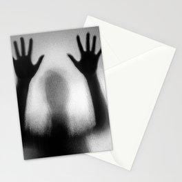 Spooky Shadow Stationery Cards
