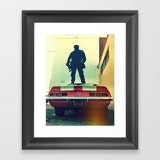 maro Framed Art Print