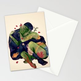 Mater T, Pater U Stationery Cards