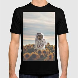 The Sunflower Galaxy, Messier 63 T-shirt