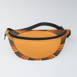 Golden Sunshine State Fanny Pack