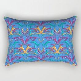 Tribal Pattern 3 Rectangular Pillow