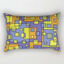 Multi-Colors-33 Rectangular Pillow