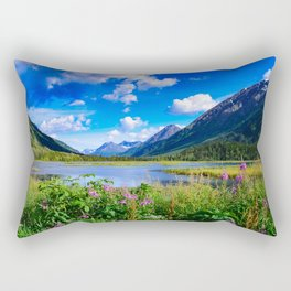 God's Country - IV Rectangular Pillow