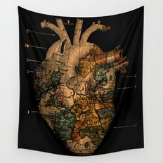 I'll Find You Wall Tapestry