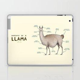 Anatomy of a Llama Laptop & iPad Skin