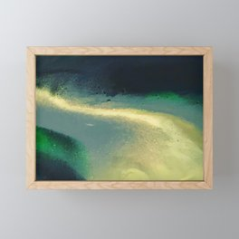Majestic Iceland Framed Mini Art Print