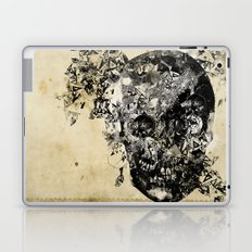 skull crystallisation Laptop & iPad Skin