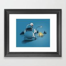 Soylent Puft Framed Art Print
