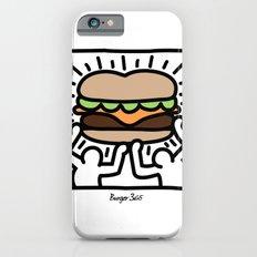 Pop Art Burger #1 iPhone 6s Slim Case