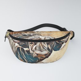 Cape buffalo Fanny Pack