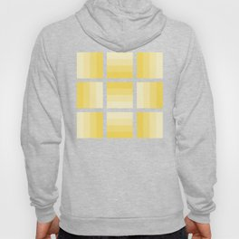 Four Shades of Yellow Hoody