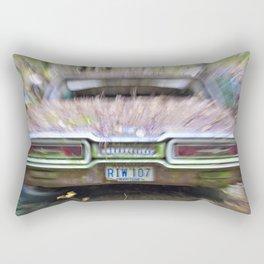 Thunderbird Lanes Rectangular Pillow