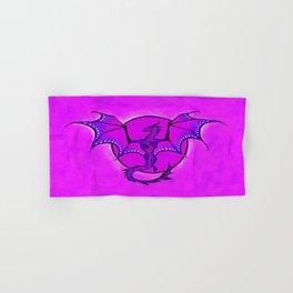Moon Dragon Hand & Bath Towel