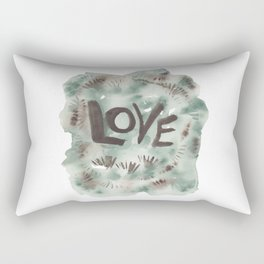 Love Rectangular Pillow