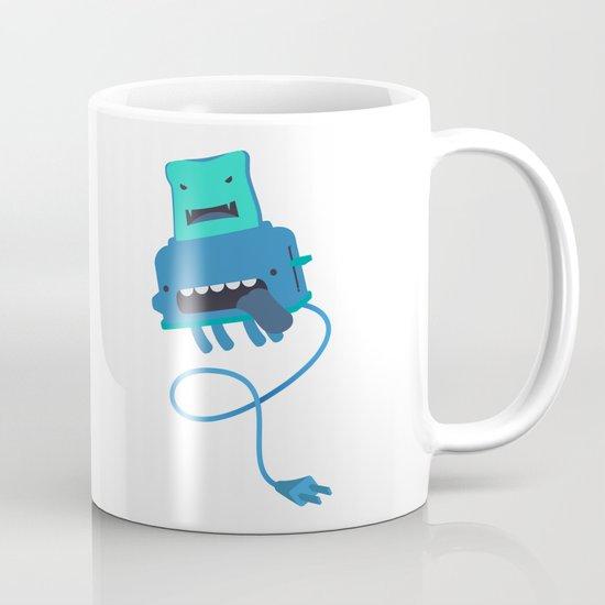 Toast made me do it Mug