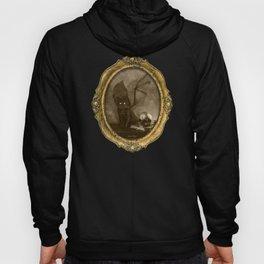 Dark Victorian Portrait: The Familiar Hoody