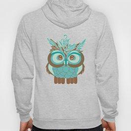 Fluffy Owl Hoody