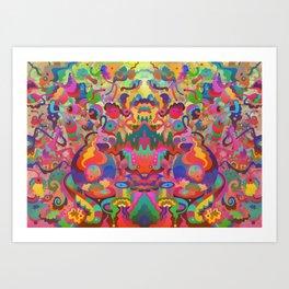 Second Vision Art Print
