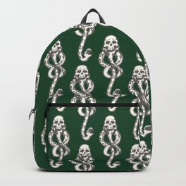 Dark Mark - Green Backpack