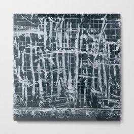 Humidity Metal Print