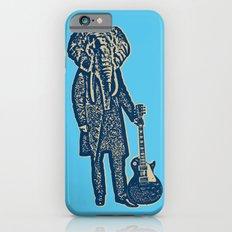 Elephant Guitar Player iPhone 6s Slim Case