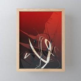 51419 Framed Mini Art Print