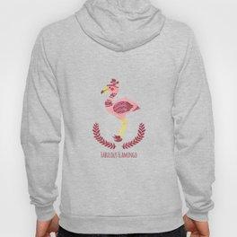 The Fabulous Flamingo Hoody