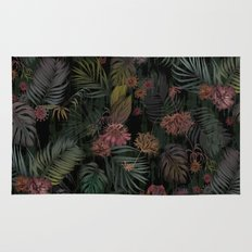 Tropical Iridescence Rug