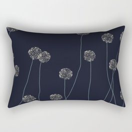 Dandelion meadow Rectangular Pillow