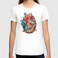 michigan T-shirts featuring SIREN by Tim Shumate