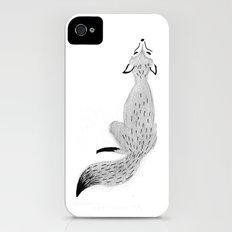Fox iPhone (4, 4s) Slim Case