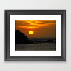 Another Day Framed Art Print